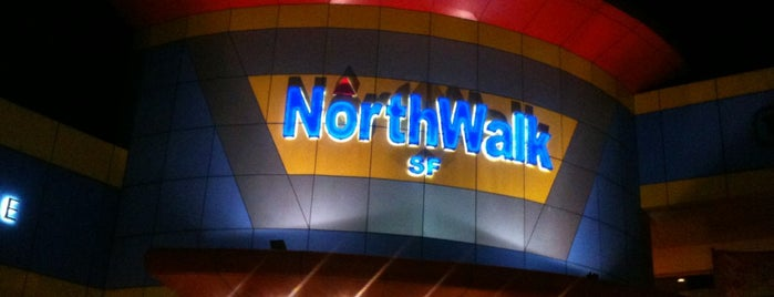 Northwalk 1 is one of Restaurants.