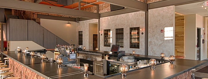 The Restaurant At The Armory (TRATA) is one of RIT Bucket List.