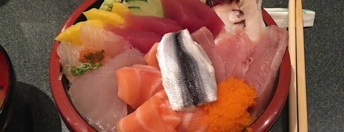 Kaisen Sushi is one of Tampa Bay Date Nights.