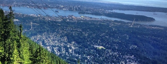 Grouse Mountain is one of Vancouver Events.