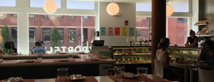 Sportello is one of 50 Best Restaurants.