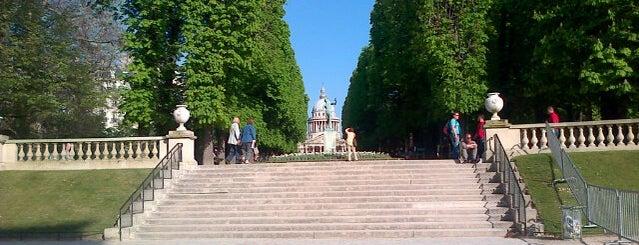 Jardin du Luxembourg is one of Paris, FR.