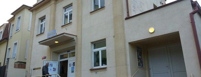 Kino Radotín is one of Kina v Praze.