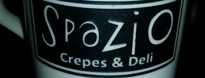 Spazio Crepes & Deli is one of He estado aqui.