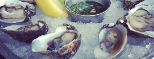 Hog Island Oyster Co. is one of Favorites.