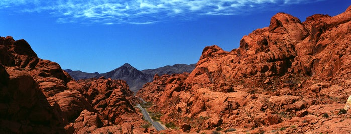 Valley of Fire State Park is one of Dream Destinations.
