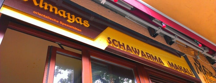 Almayas is one of Berlin eats.