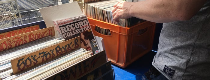 Resurrection Records is one of Bin Flipping: Record Shops #vinyl.