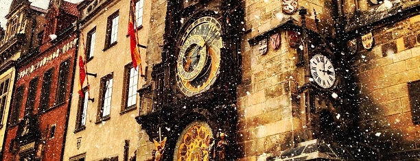 Pražský Orloj | Astronomical Clock is one of Praga 3 Dias.