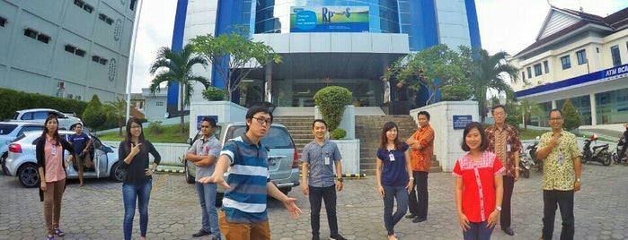 BCA KCU Sudirman is one of Guide to Balikpapan's best spots.
