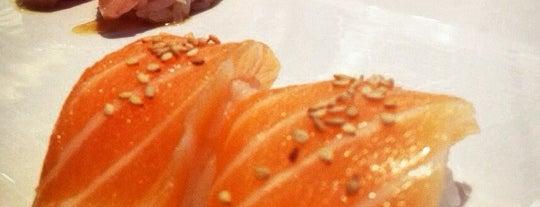 Sushi in LA