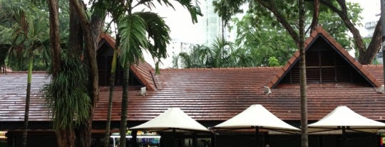 Newton Circus Food Centre is one of Must-visit Food in Singapore.