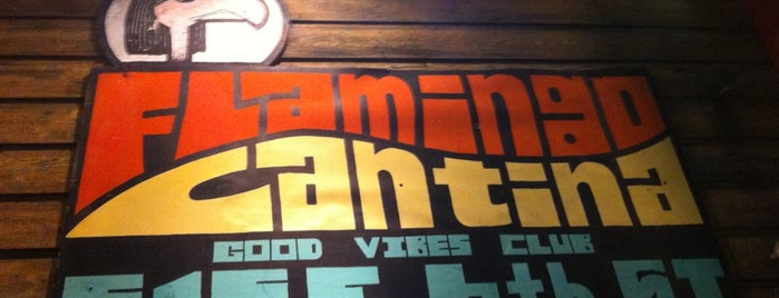 Flamingo Cantina is one of SXSW 2012.