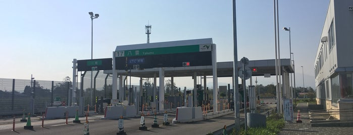 八雲IC is one of 道央自動車道.