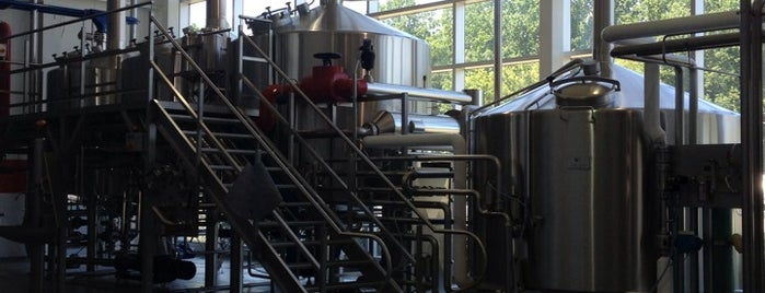 Red Oak Brewery is one of GRAte spots.