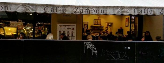 Caffè Zamboni is one of Bologna City Badge - Bolognese.