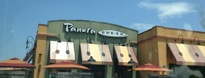 Panera Bread is one of Places I Like to Eat.