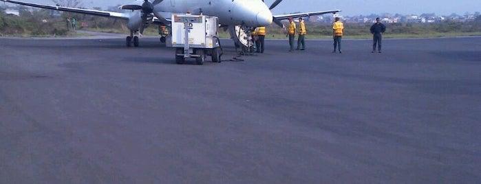 Biratnagar Airport is one of Biratnagar.