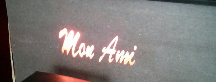 Mon Ami is one of bar.