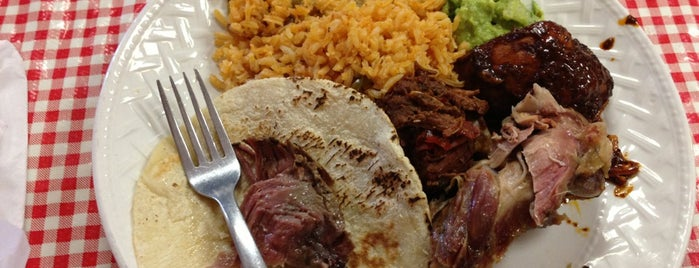 El Hidalguense Restaurant is one of Houston Press 2012 - 100 Favorite Dishes.