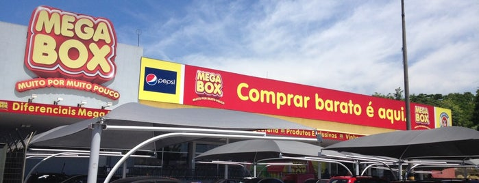 Mega Box is one of Servicos Recomendados.