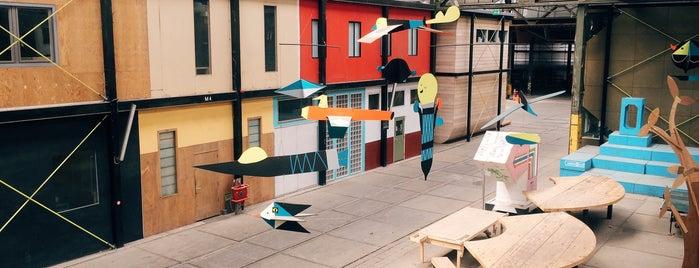 NDSM Kunststad - Scheepsbouwloods is one of The Pop-Up City Guide to Amsterdam.