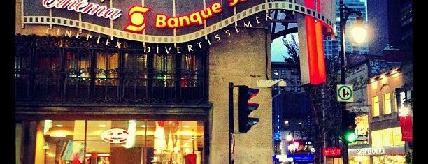 Cinéma Banque Scotia is one of Guide to Montréal's best spots.