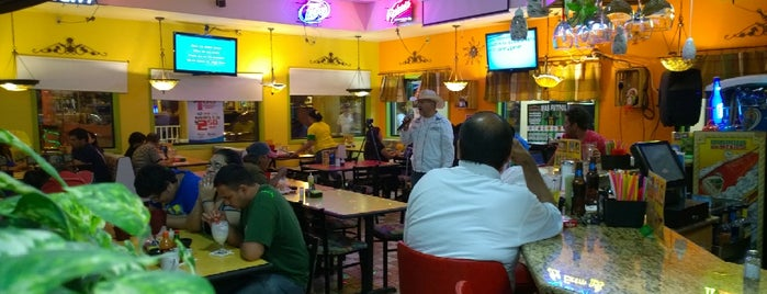 Taqueria Arandas is one of Houston Press 2012 - 100 Favorite Dishes.