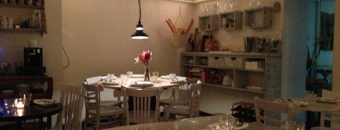 Lo de Flor is one of My restaurants :).