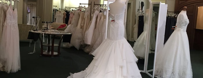 Zita Bridal Salon is one of Potential Vendors.