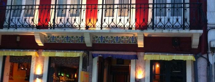 Os Tibetanos is one of Restaurantes com comida vegetariana.