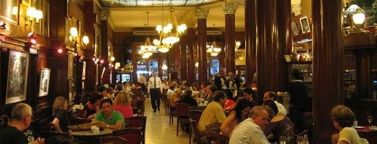 Gran Café Tortoni is one of Mis Bares Porteños, Buenos Aires, Argentina.