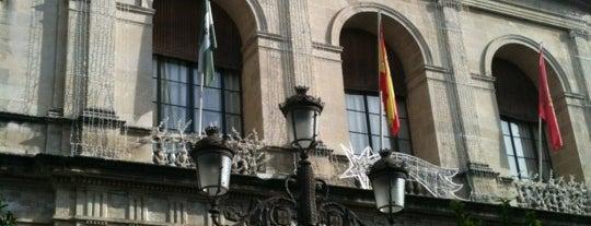 Ayuntamientos Sevilla