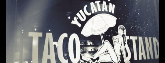 Yucatan Taco Stand is one of Cowtown Restaurant Run.