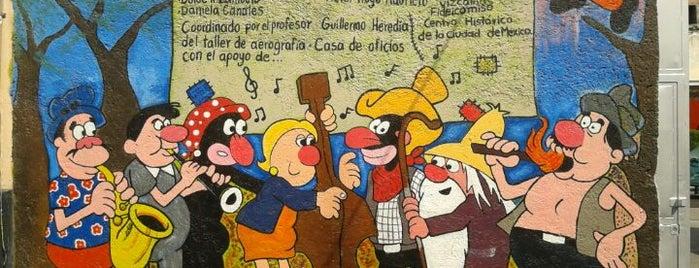 Regina Corredor Cultural is one of Pequeños lugares para el corazón....