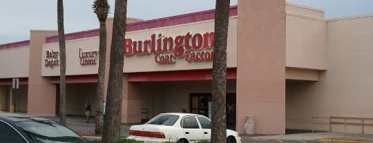 Burlington Coat Factory is one of Orlando - Compras (Shopping).