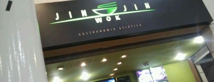 Jin Jin Wok is one of Shopping Uberaba.