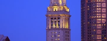 Marriott Vacation Club Pulse at Custom House, Boston is one of Hub History.