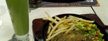 Tamani Kafe Salemba is one of 20 favorite restaurants.
