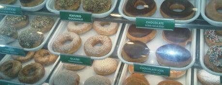 Krispy Kreme is one of Places.