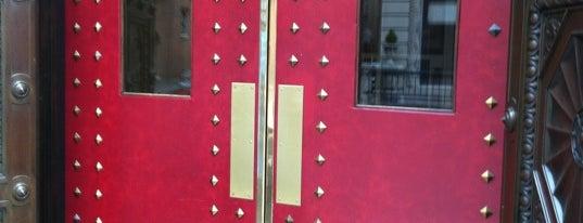 Boston Athenaeum is one of Hub History.