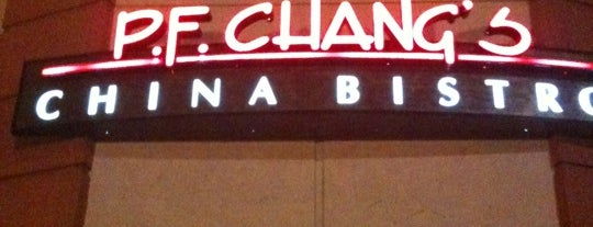 P.F. Chang's is one of Must-visit Food in Fort Lauderdale.