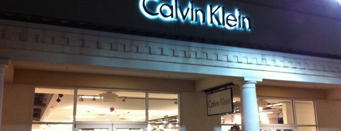 Calvin Klein is one of Orlando - Compras (Shopping).