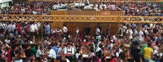 Armbrustschützenzelt is one of Oktoberfest all big tents todo list.