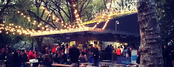 Shake Shack is one of N2FT Guide - NYC.