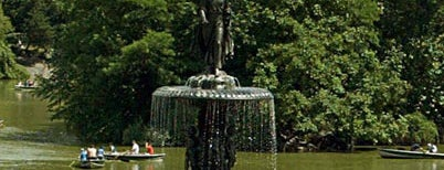 Bethesda Fountain is one of Central Park Monuments & Memorials Tour.