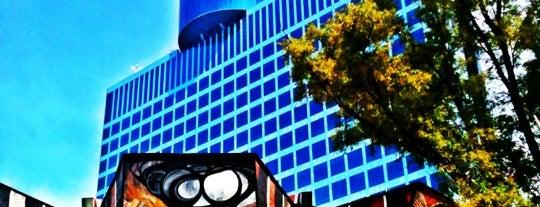 Polyforum Cultural Siqueiros is one of Ciudad de México, Mexico City on #4sqCities.
