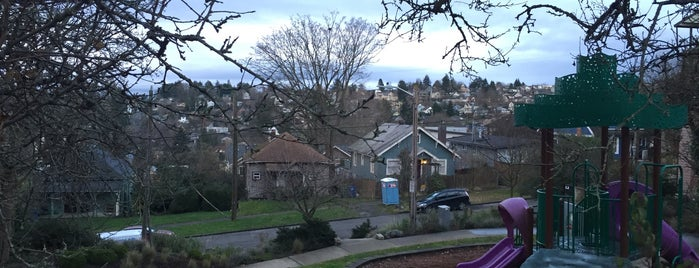 Plum Tree Park is one of Seattle's 400+ Parks [Part 1].