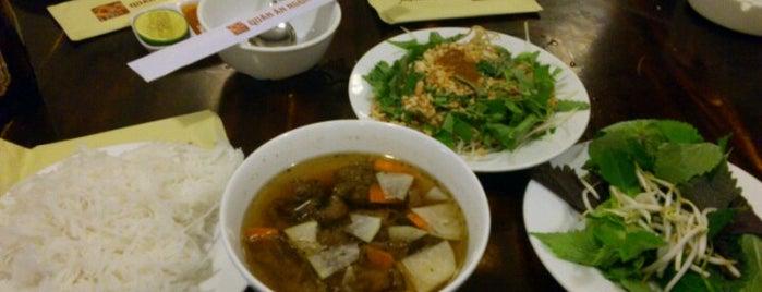 Quan An Ngon 18 Phan Boi Chau is one of Măm măm ~.^.