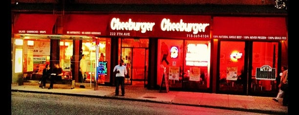 Cheeburger Cheeburger is one of Be a Foodie!.
